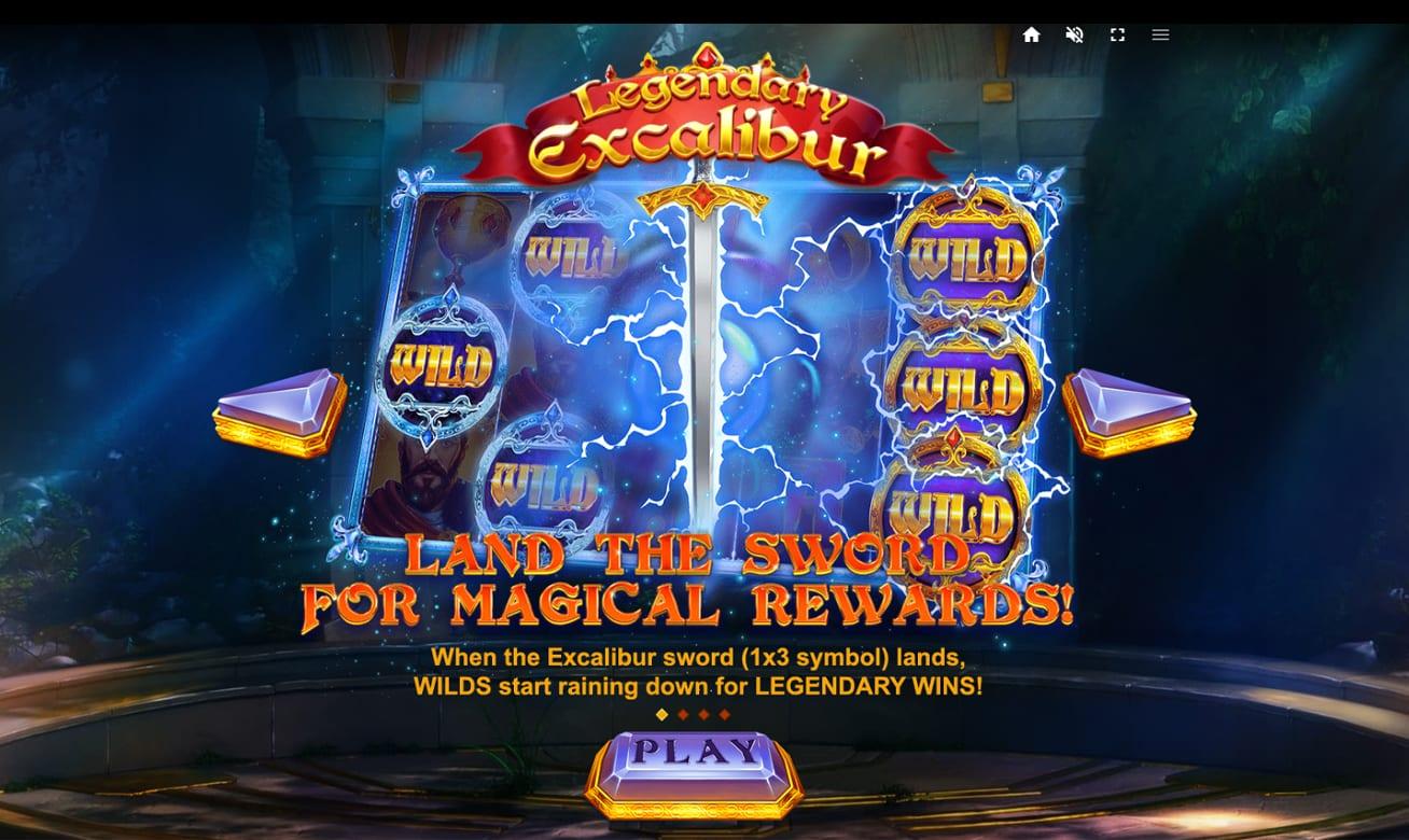 Legendary Excalibur Wilds
