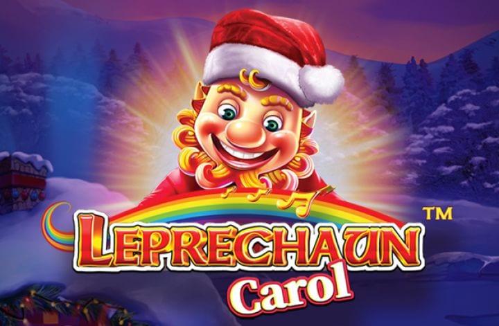 Leprechaun Carol Logo