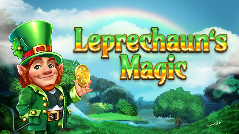 Leprechaun's Magic Slot Wizard Slots