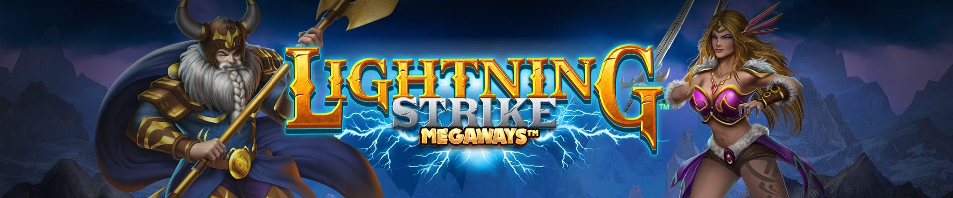 Lightning Strike Megaways Slot Wizard Slots