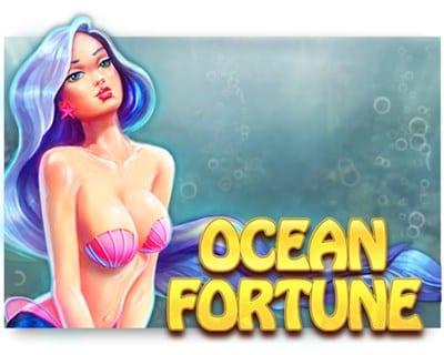 Ocean Fortune online slots game logo