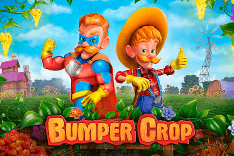 Bumper Crop slots game logo