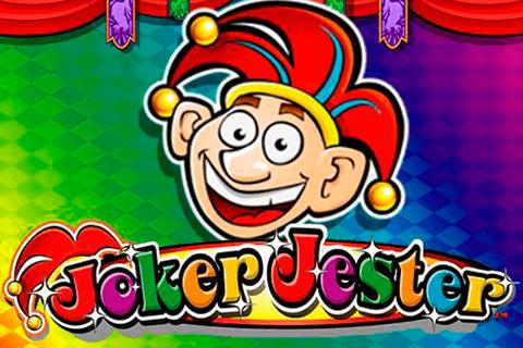 Joker Jester online slots game logo