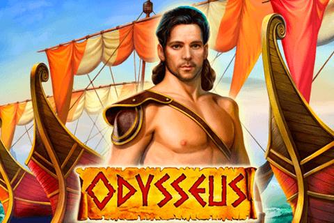 Odysseus online slots game logo