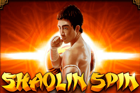 Shaolin Spin online slots game logo