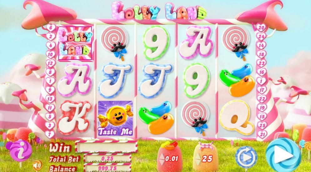 Lolly Land Slots