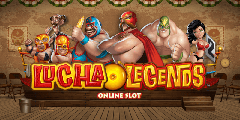 Lucha Legends Logo