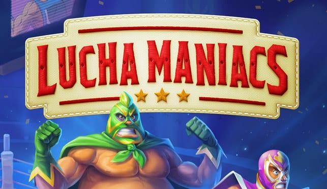 Lucha Maniacs logo