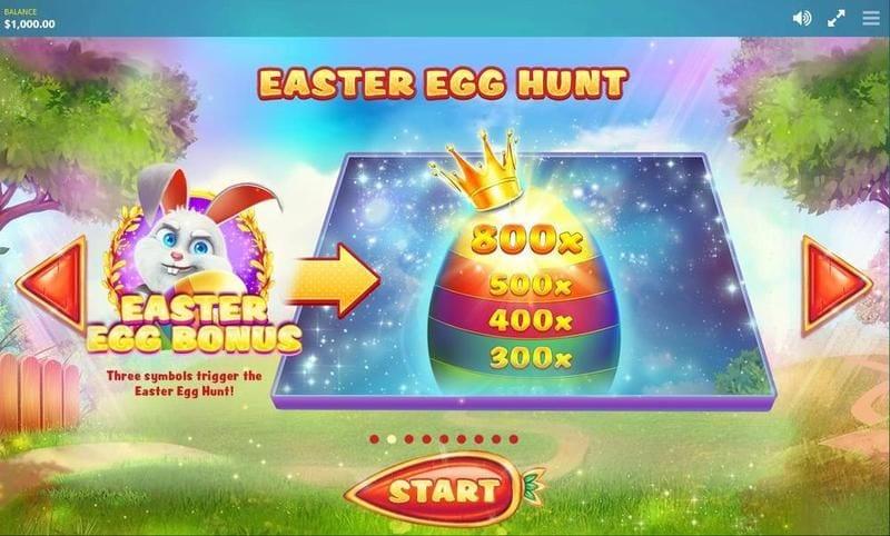 Lucky Easter Slots Bonus Game
