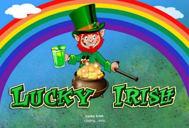 Lucky Irish Slot Wizard Slots