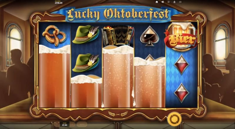Lucky Oktoberfest Free Slots