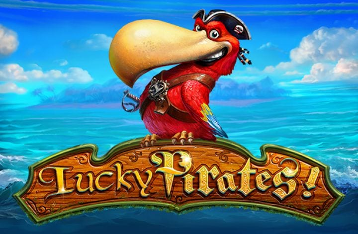 Lucky Pirates online slots logo