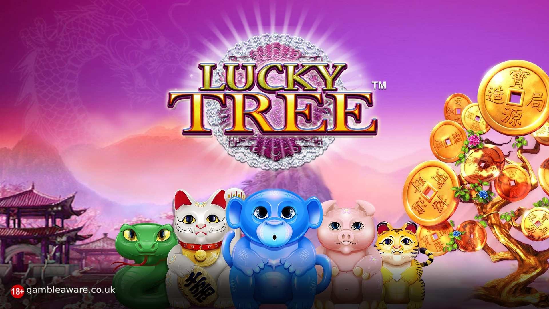 Lucky Tree Slot Wizard Slots