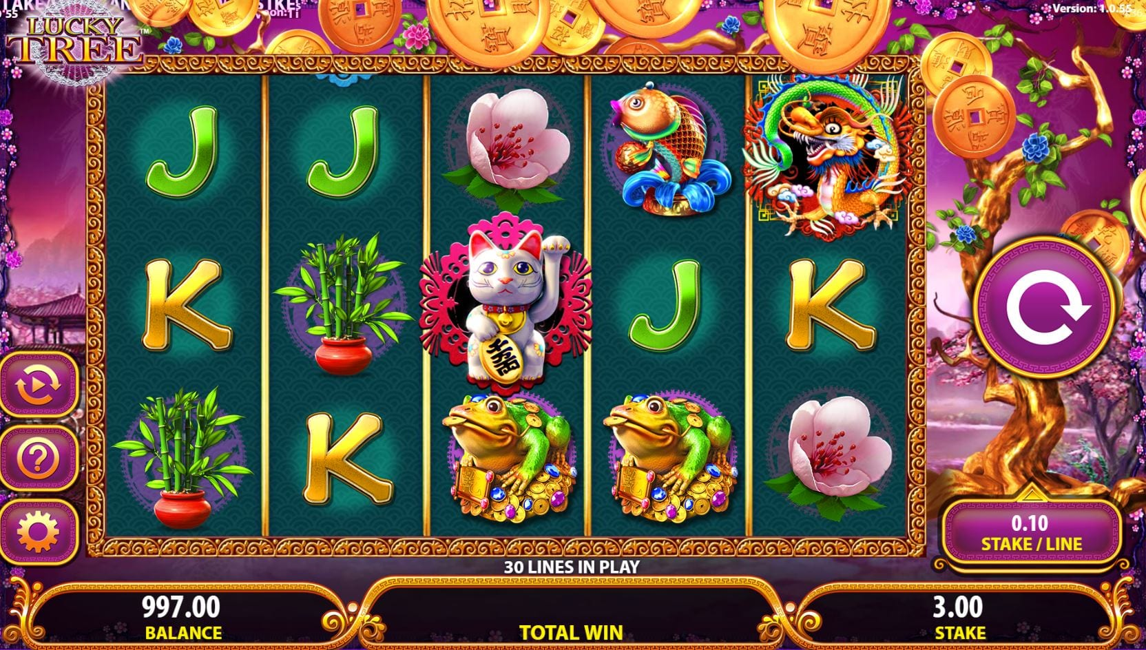 Lucky Tree Slot Game