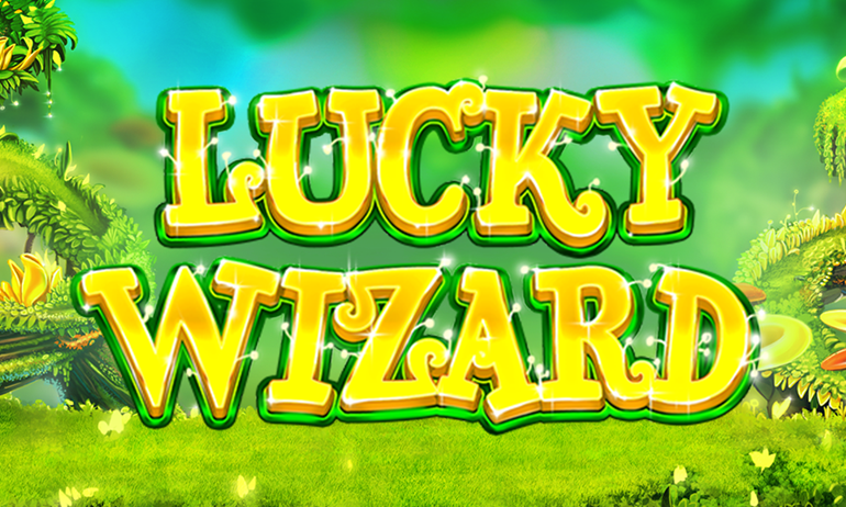 Lucky Wizard - Wizard Slots
