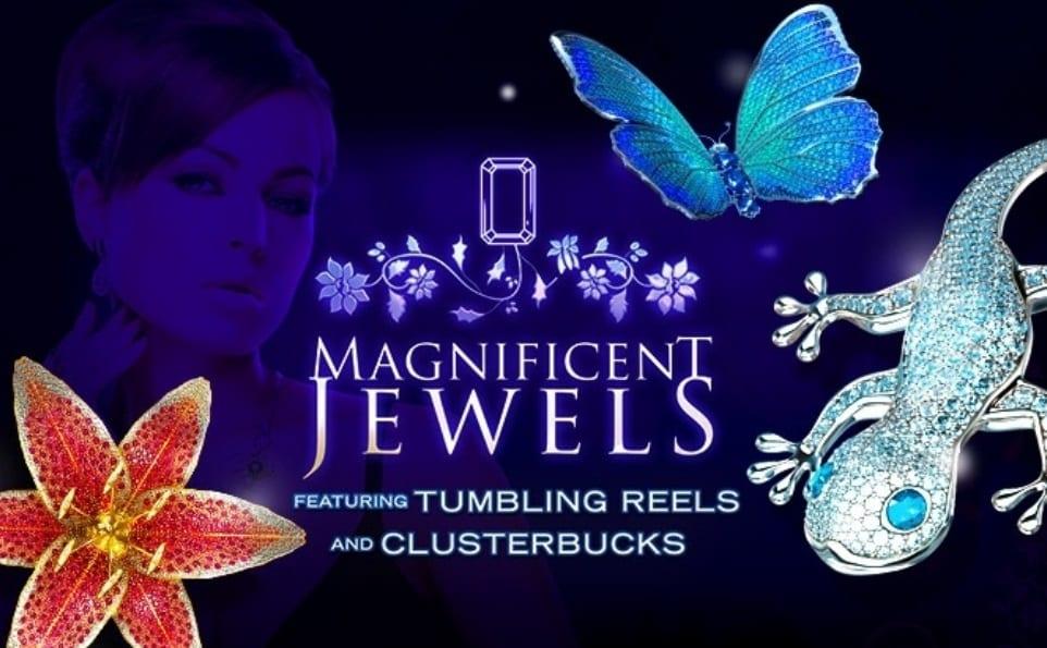 Magnificent Jewels Slots Wizard Slots