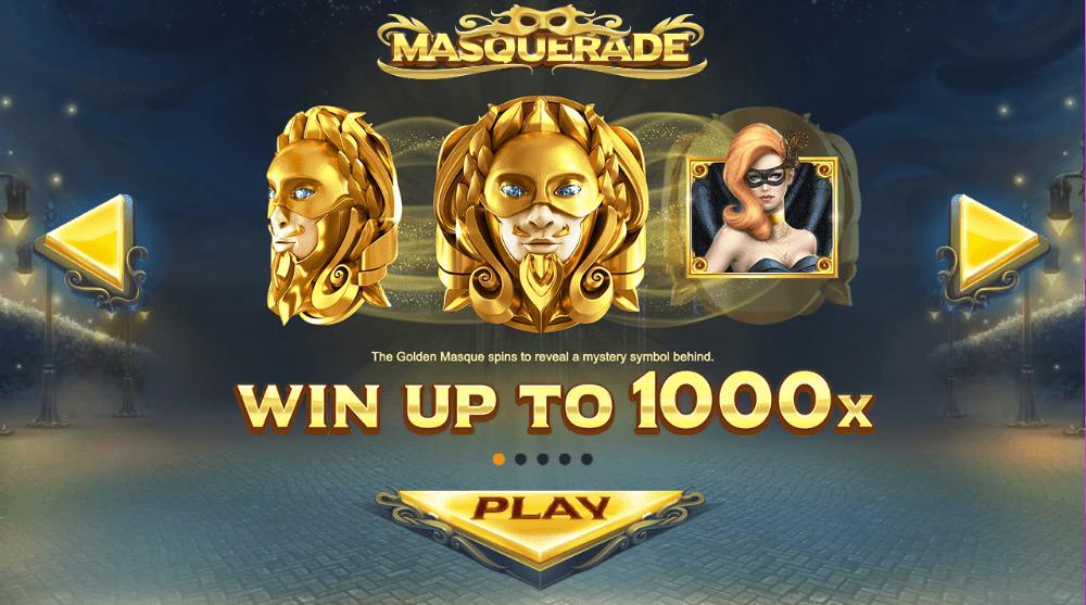 Masquerade Logo