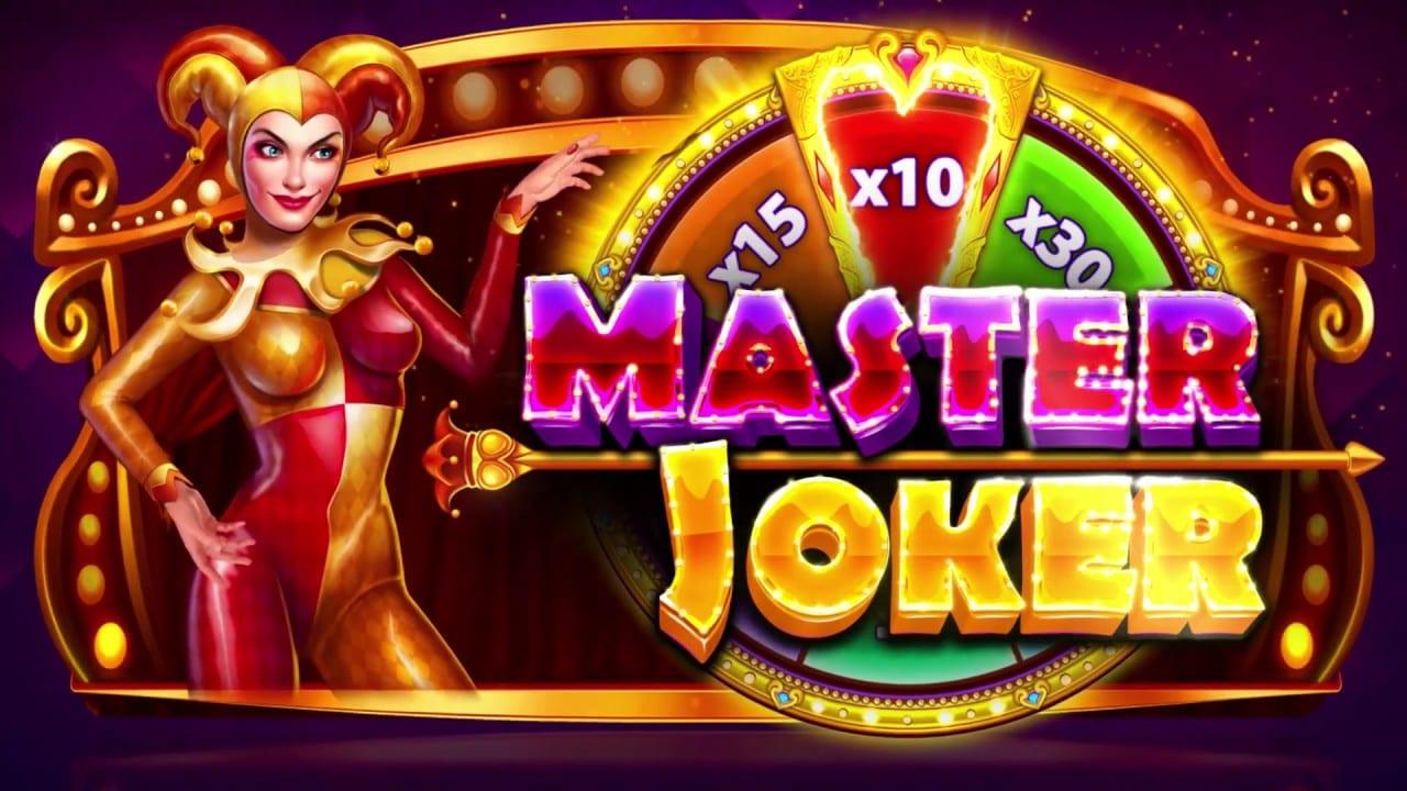 Master Joker Slot Wizard Slots