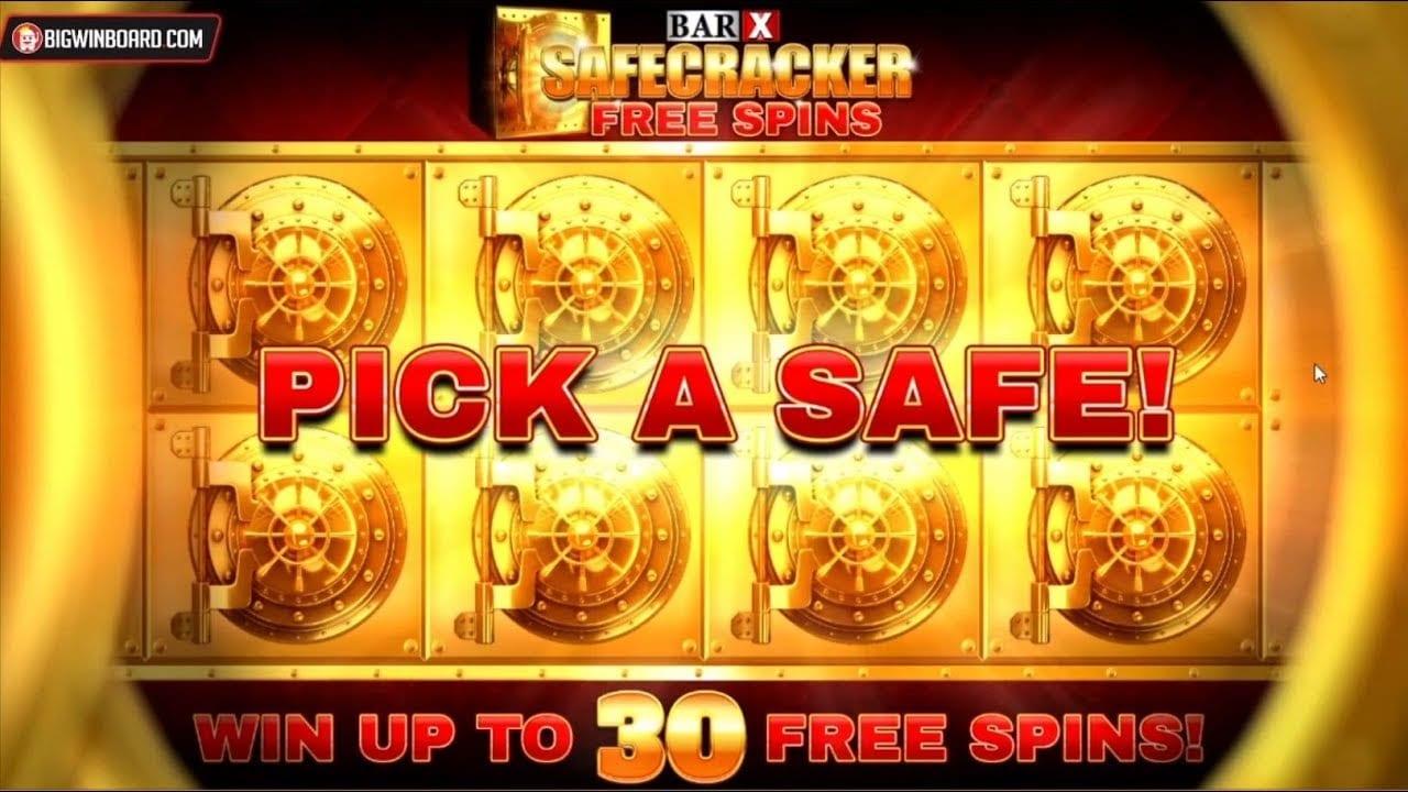 Bar-X Safecracker Megaways Gameplay slot