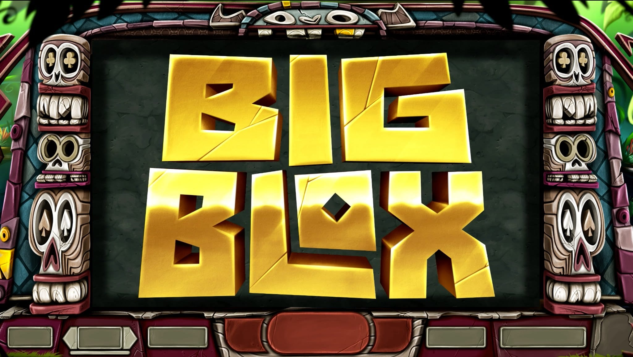 Big Box online slots game logo
