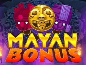 Mayan Bonus logo
