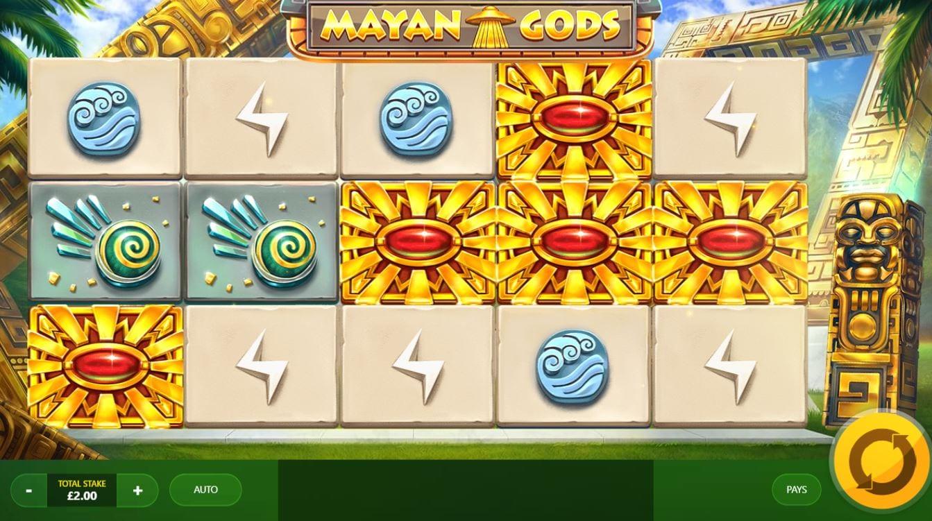 Mayan Gods slots Online