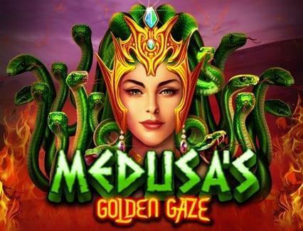 Medusa Golden Gaze logo slot