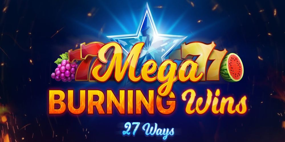 Mega Burning Wins Slot Wizard Slots