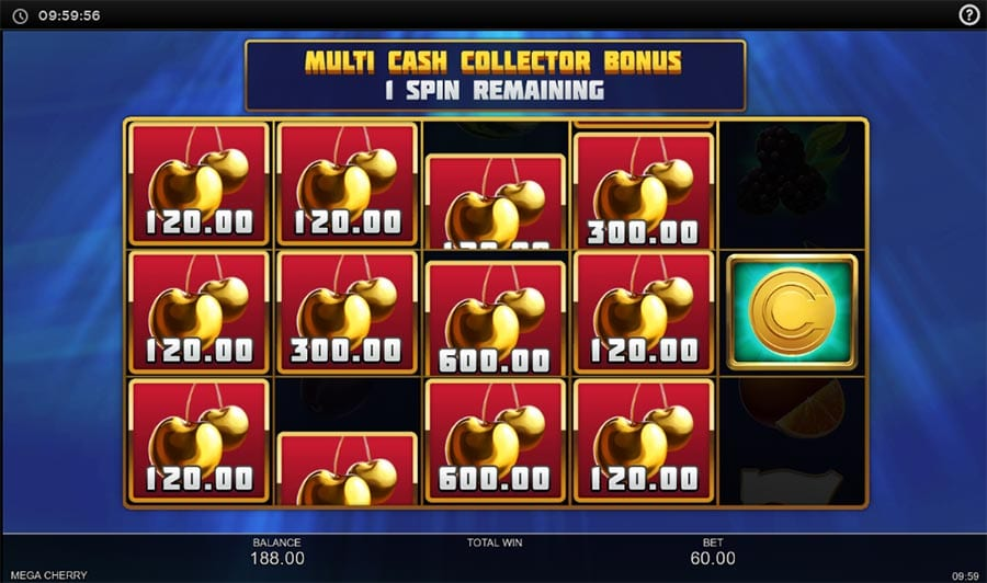 Mega Cherry Slots Wilds