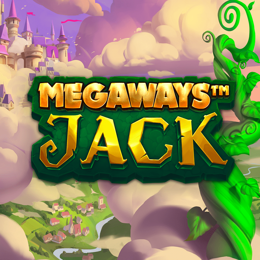 Megaways Jack Slot Logo Wizard Slots