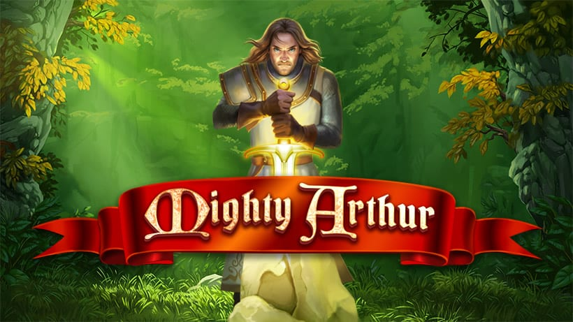 Mighty Arthur Logo