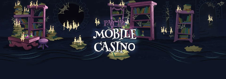 pay by mobile casino