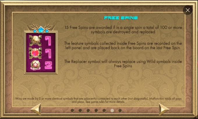 Moirai Blaze Free Spins