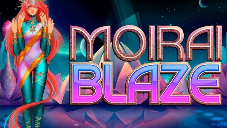 Moirai Blaze Logo