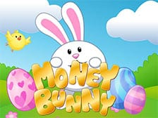 Money Bunny online slots game logo