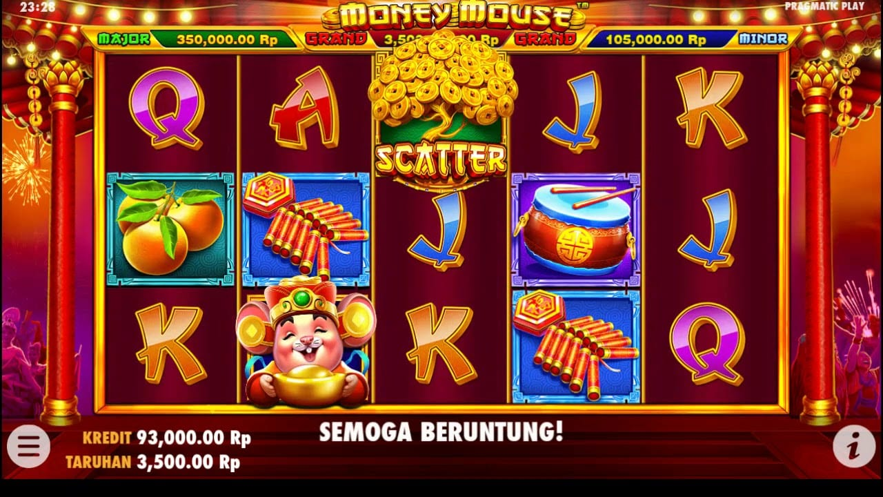 Money Mouse Slot Game