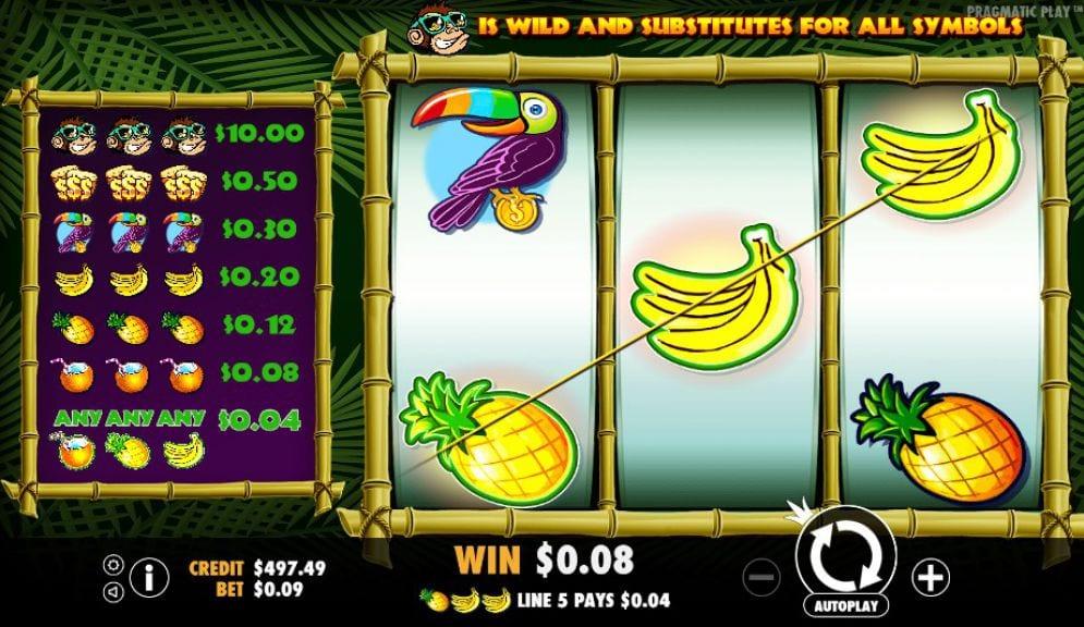monkey madness gameplay 2