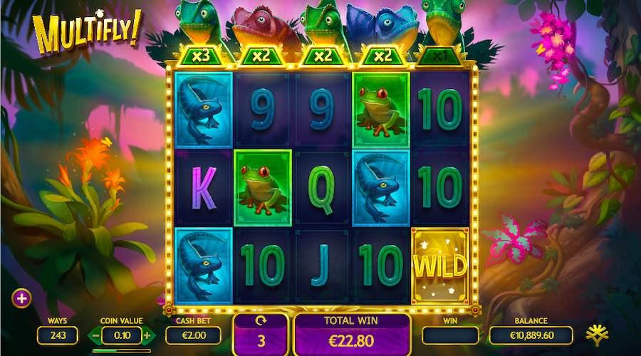 Multifly! Slots Online