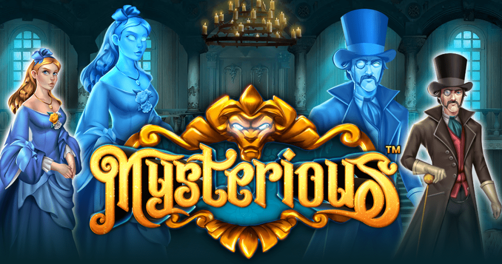 Mysterious Slot Wizard Slots