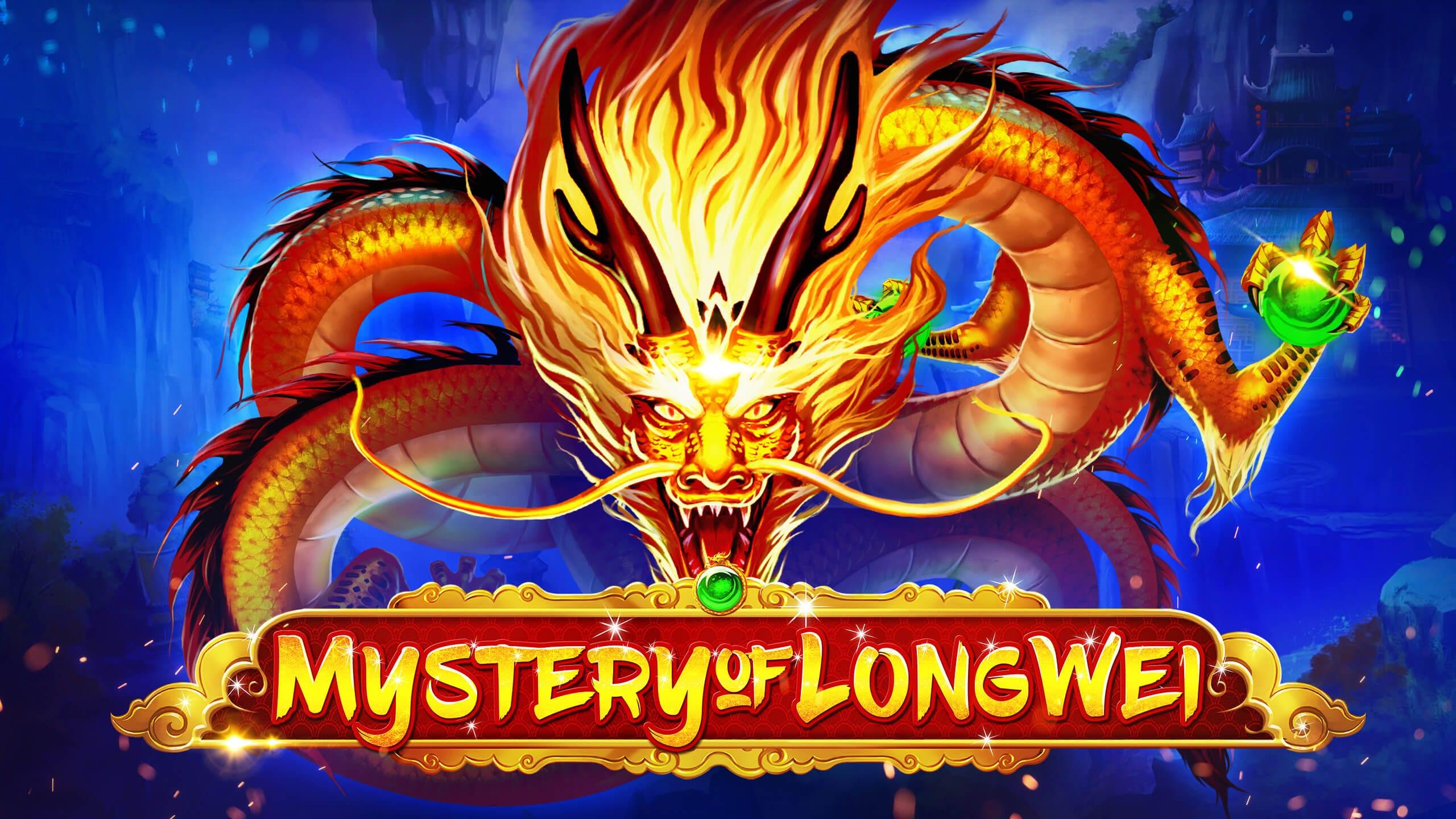 Mystery of Long Wei Slot Wizard Slots