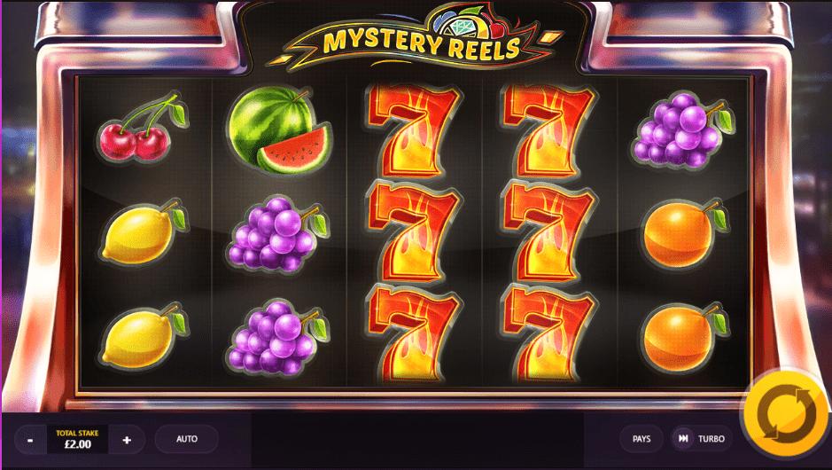 Mystery Reels Gameplay