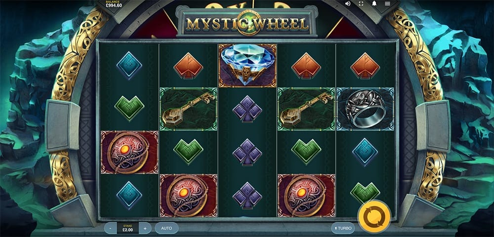 Mystic Wheel Slot Online