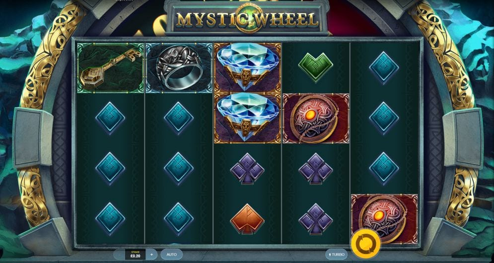 Mystic Wheel Gameplay Casino