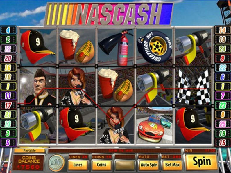 NasCash Free Slots