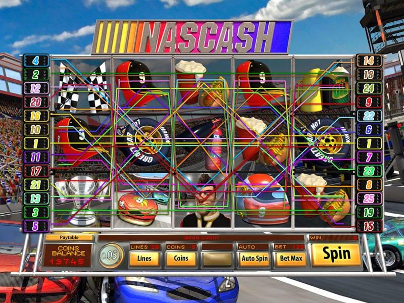 NasCash Slot Online