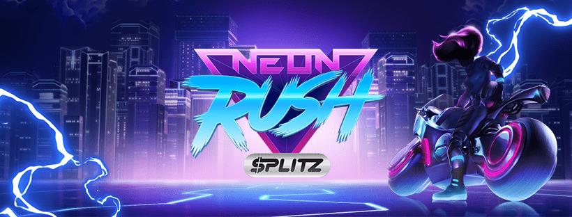 Neon Rush Slot Wizard Slots