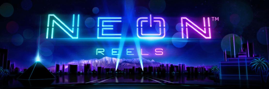 Neon Reels online slots game logo