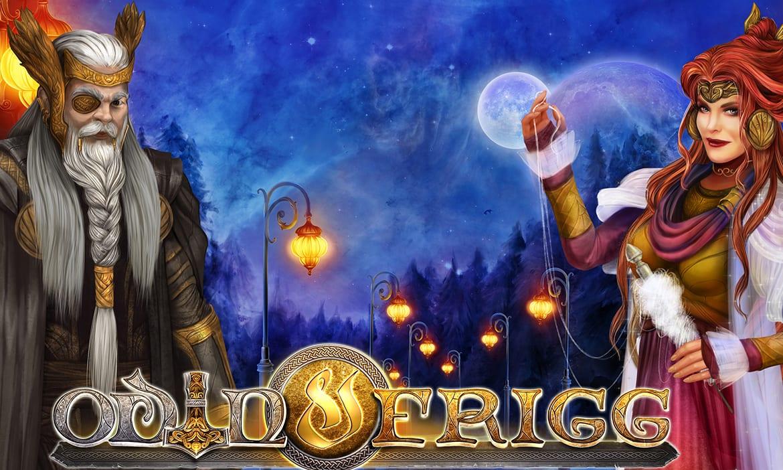 Odin and Frigg Slot Wizard Slots