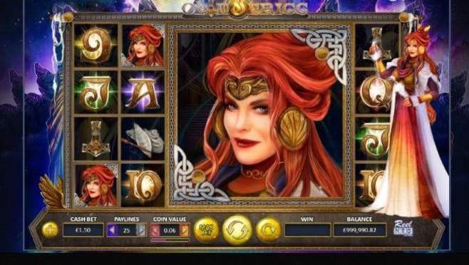 Odin and Frigg Slot Online