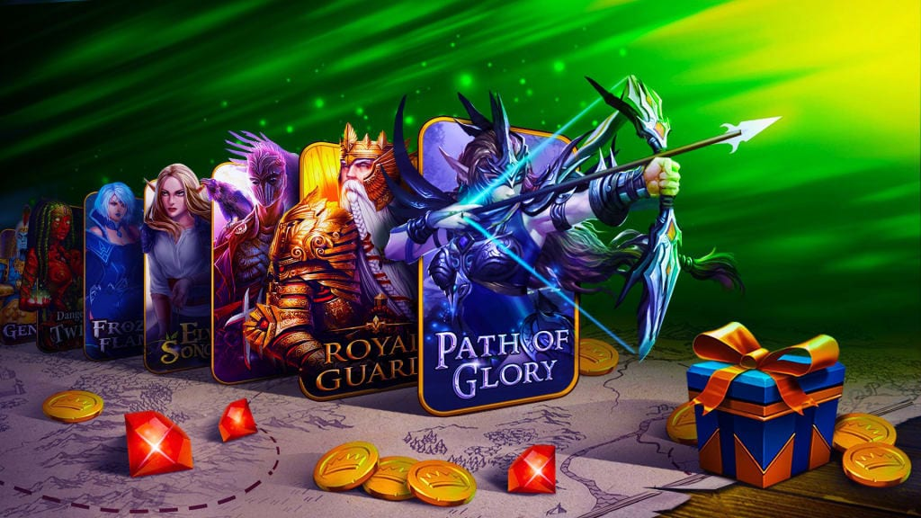 Games of Slots